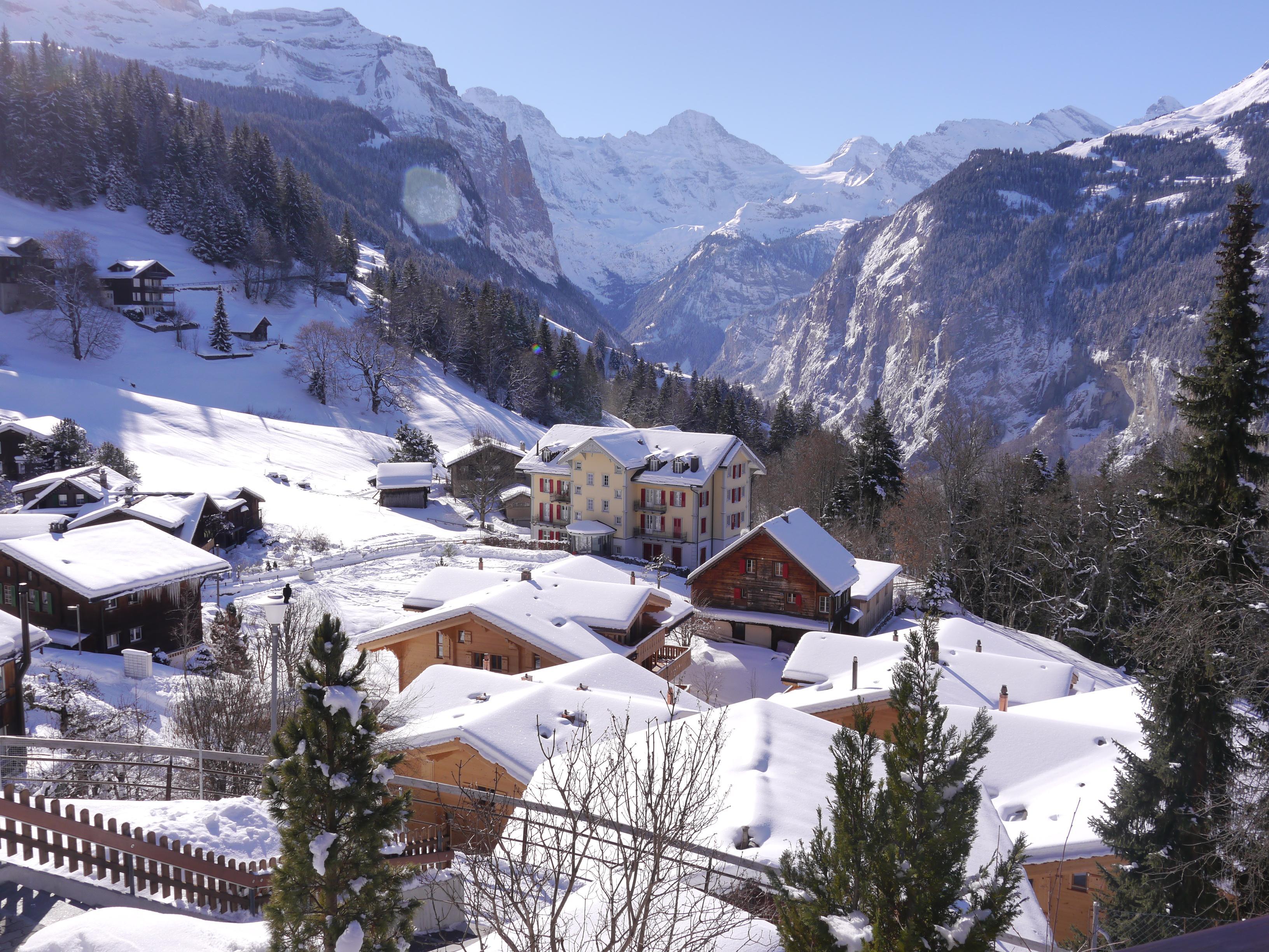 Ferienwohnung Birkli 2 2 Bett Wohnung Obj. W2002 (2575325), Wengen, Jungfrauregion, Berner Oberland, Schweiz, Bild 9