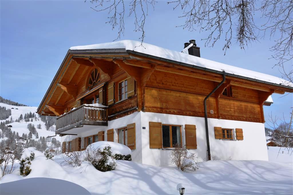 Ferienwohnung Grüenbüelti 6-Bettwohnung (591737), Schönried, Gstaad - Saanen, Berner Oberland, Schweiz, Bild 4