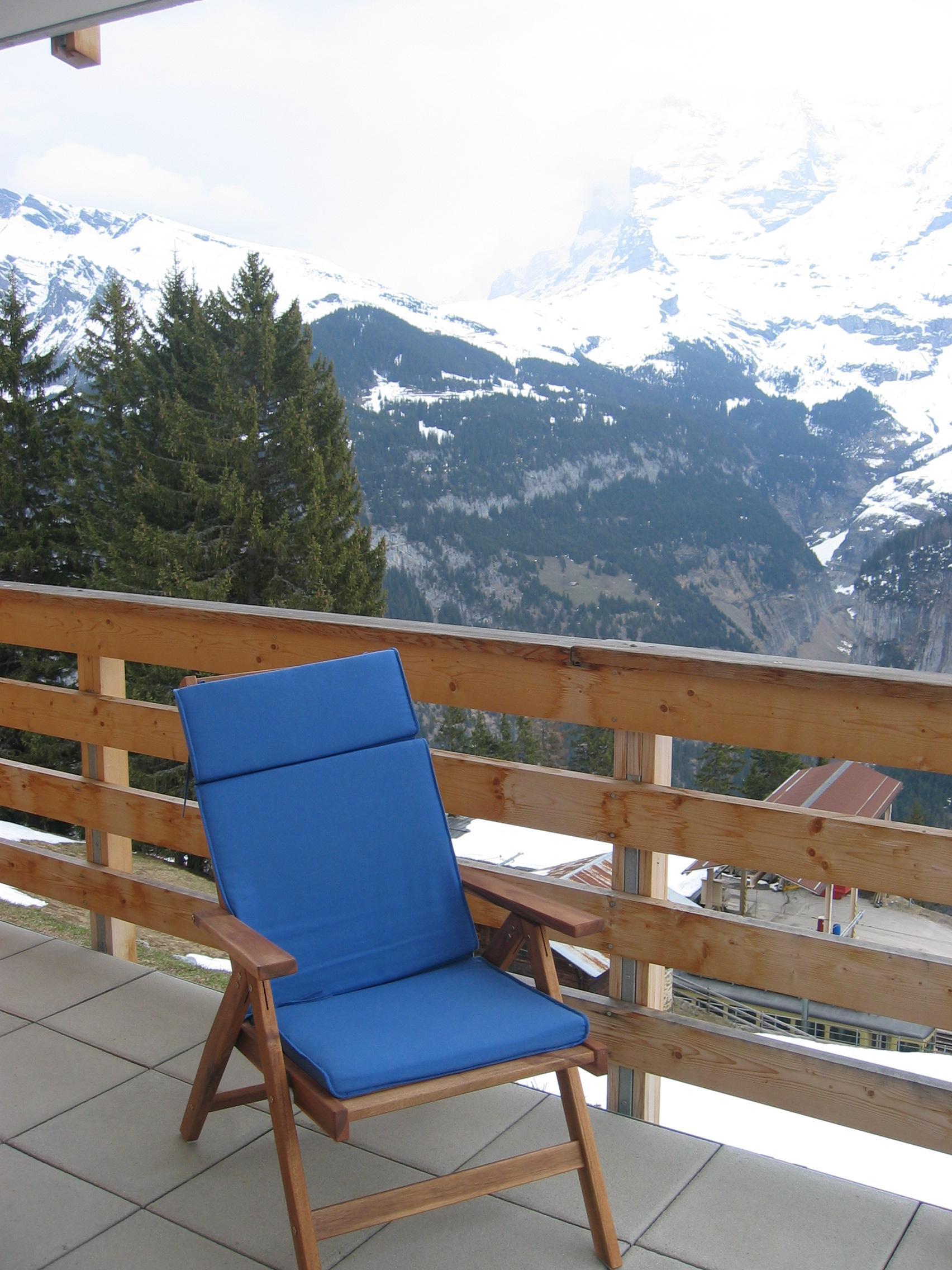 Appartement de vacances Nollen 6 Bett Wohnung Obj. M6004 (887254), Mürren, Région de la Jungfrau, Oberland bernois, Suisse, image 7