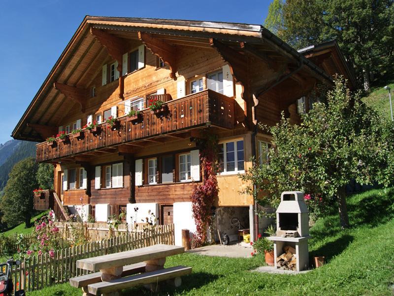 Ferienwohnung Am Eigen 2 Bett Wohnung Obj. 2214 (887328), Grindelwald, Jungfrauregion, Berner Oberland, Schweiz, Bild 2