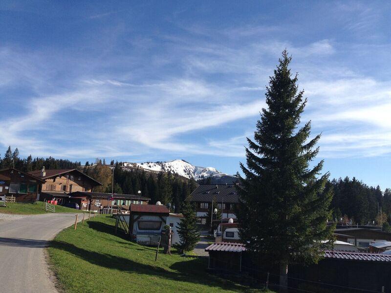 Appartement de vacances Jaunpasscabin Mobilheim (2012154), Boltigen, Vallée de la Simme, Oberland bernois, Suisse, image 17