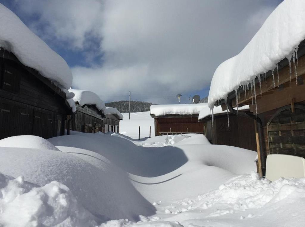 Appartement de vacances Jaunpasscabin Mobilheim (2012154), Boltigen, Vallée de la Simme, Oberland bernois, Suisse, image 5