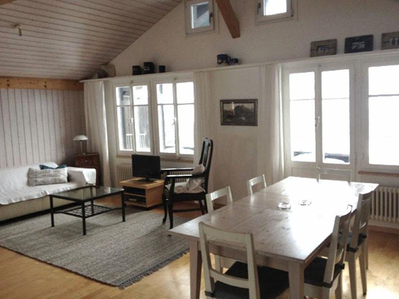 Appartement de vacances Helvetia Familie Heinemann 4 Bett Wohnung Obj. M4017 (1623116), Mürren, Région de la Jungfrau, Oberland bernois, Suisse, image 2