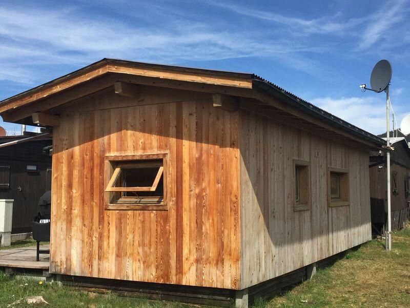 Appartement de vacances Jaunpasscabin Mobilheim (2012154), Boltigen, Vallée de la Simme, Oberland bernois, Suisse, image 13