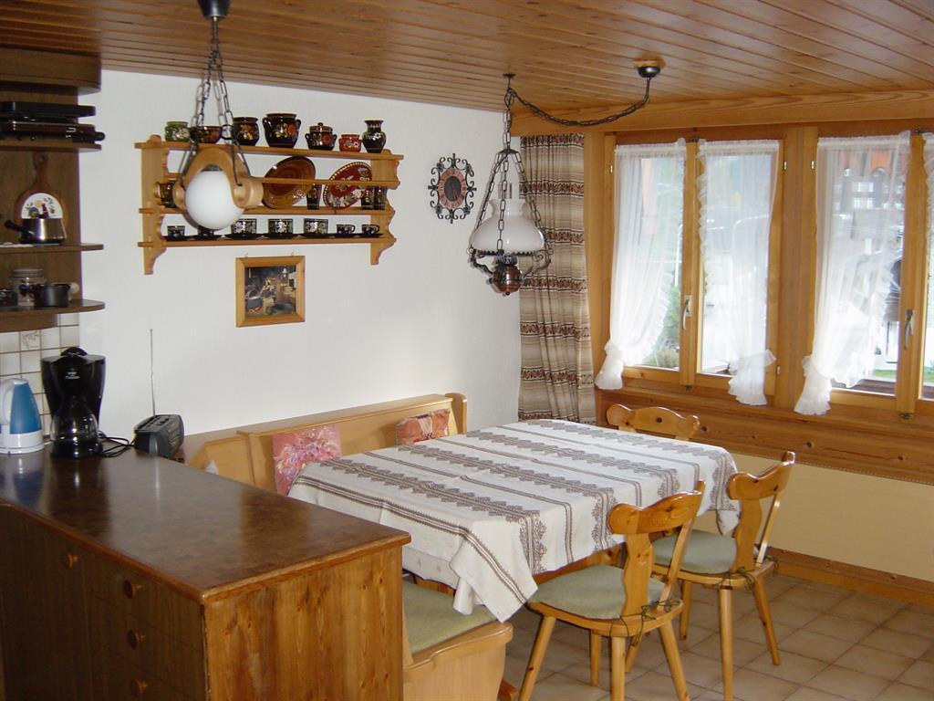 Appartement de vacances Schmid's Hus - Butz 4-Bett-Wohnung (2027207), Lenk im Simmental, Vallée de la Simme, Oberland bernois, Suisse, image 5