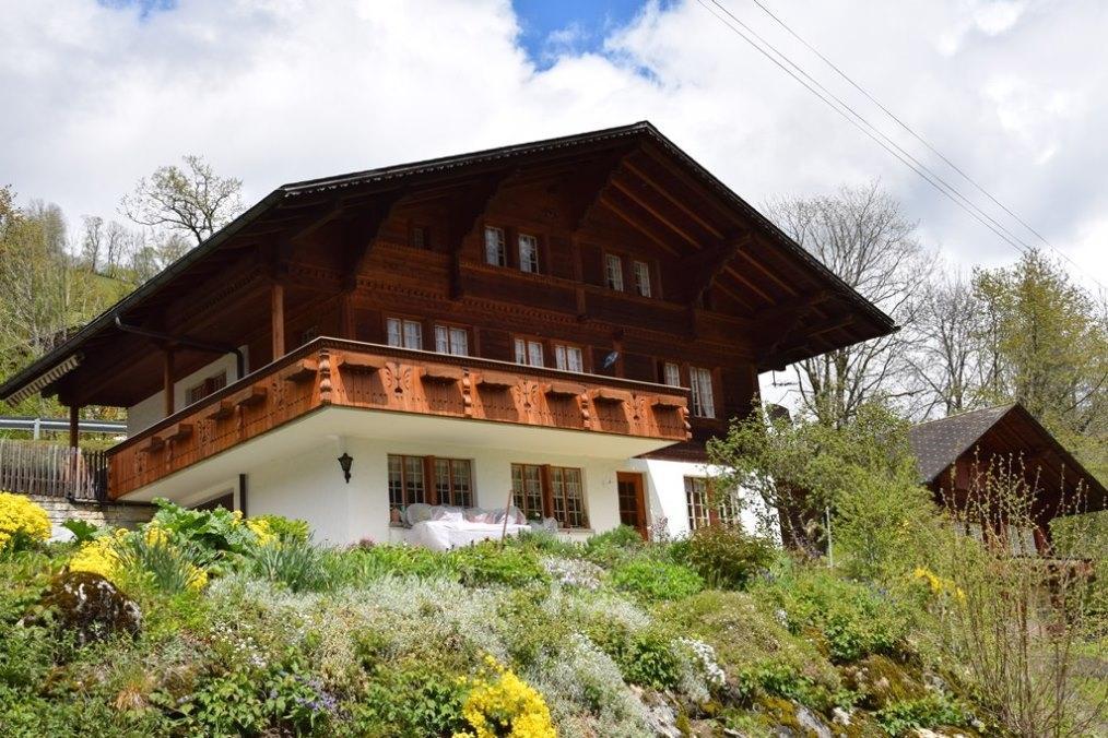 Appartement de vacances Steini 2-4-Bett-Wohnung (1964997), Boltigen, Vallée de la Simme, Oberland bernois, Suisse, image 2
