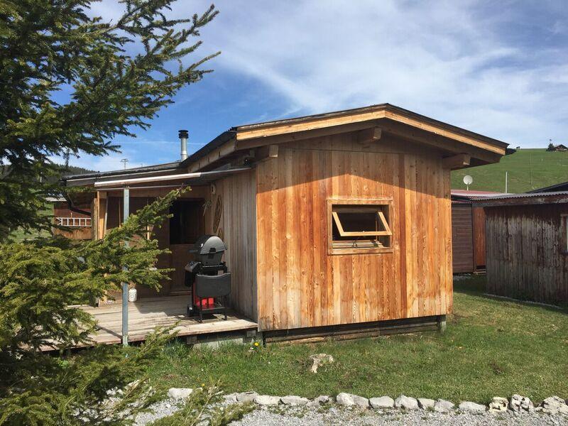 Appartement de vacances Jaunpasscabin Mobilheim (2012154), Boltigen, Vallée de la Simme, Oberland bernois, Suisse, image 8