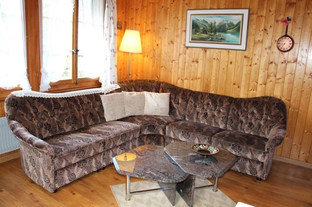 Appartement de vacances Träumli 2-Bett-Wohnung (2007910), Lenk im Simmental, Vallée de la Simme, Oberland bernois, Suisse, image 11