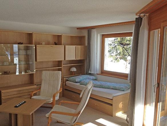 Appartement de vacances Panorama 2 Bett Wohnung Obj. M2003 (2610220), Mürren, Région de la Jungfrau, Oberland bernois, Suisse, image 20