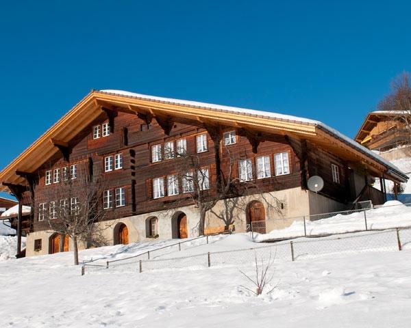 Ferienwohnung Gerbi West 8-Bettwohnung (2529616), Hasliberg Reuti, Meiringen - Hasliberg, Berner Oberland, Schweiz, Bild 2