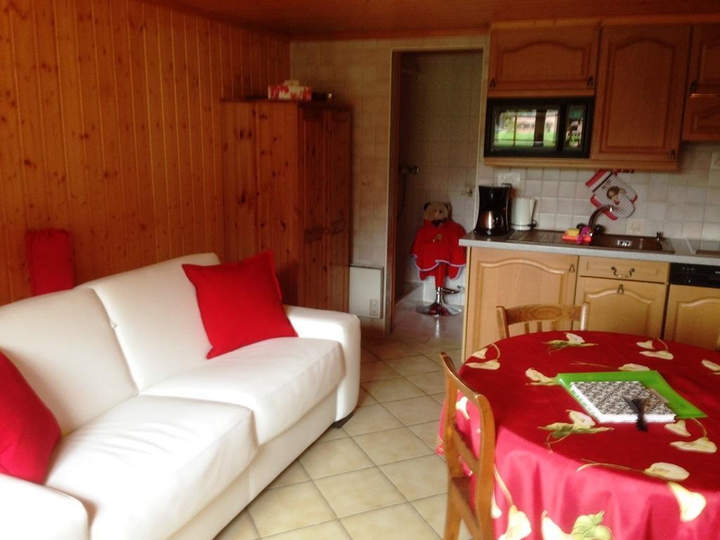 Appartement de vacances Studio du Bonheur 2-Bettwohnung (592139), Rougemont (CH), Alpes vaudoises, Vaud, Suisse, image 9