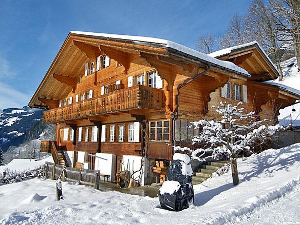 Ferienwohnung Am Eigen 2 Bett Wohnung Obj. 2214 (887328), Grindelwald, Jungfrauregion, Berner Oberland, Schweiz, Bild 1
