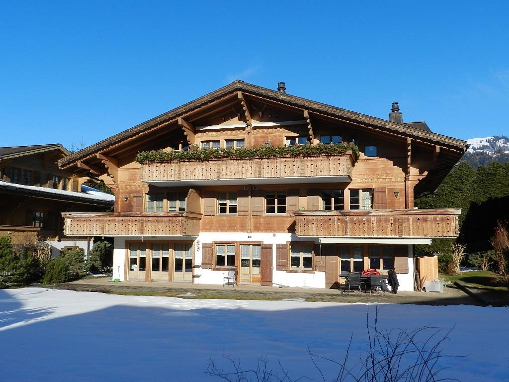 Ferienwohnung Lisa 4-Bettwohnung (619611), Gstaad, Gstaad - Saanen, Berner Oberland, Schweiz, Bild 1