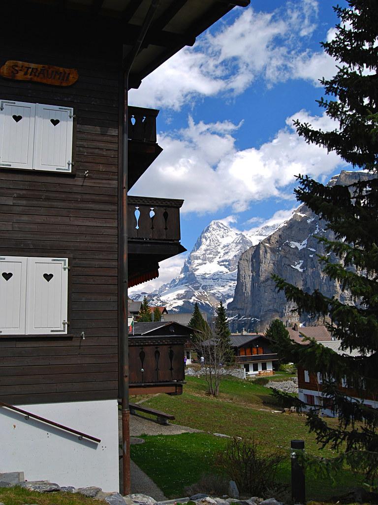 Appartement de vacances Träumli 2 Bett Wohnung Obj. M2007 (2288662), Mürren, Région de la Jungfrau, Oberland bernois, Suisse, image 3
