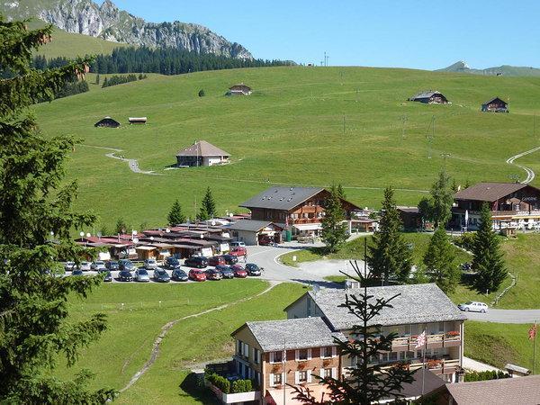 Appartement de vacances Jaunpasscabin Mobilheim (2012154), Boltigen, Vallée de la Simme, Oberland bernois, Suisse, image 10