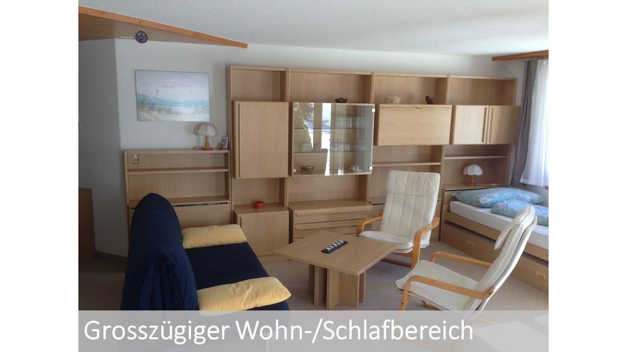 Appartement de vacances Panorama 2 Bett Wohnung Obj. M2003 (2610220), Mürren, Région de la Jungfrau, Oberland bernois, Suisse, image 5