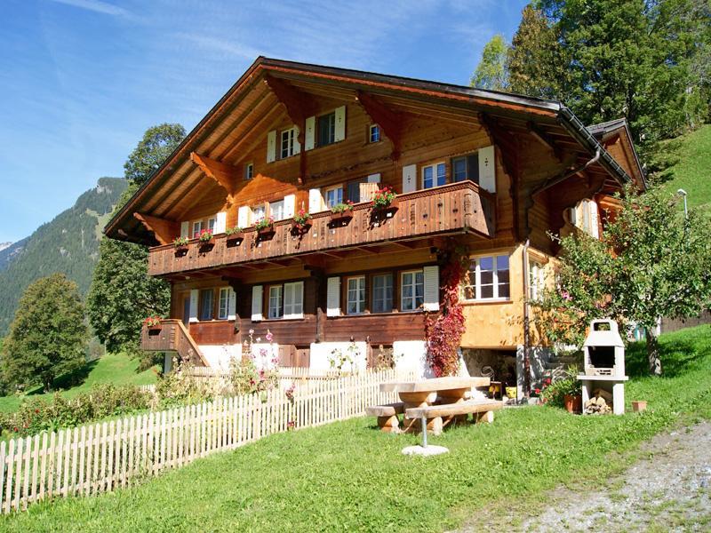 Ferienwohnung Am Eigen 2 Bett Wohnung Obj. 2214 (887328), Grindelwald, Jungfrauregion, Berner Oberland, Schweiz, Bild 3