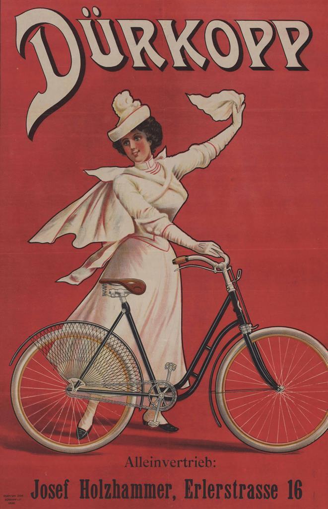 Frischluft! Freiheit! Fahrrad!