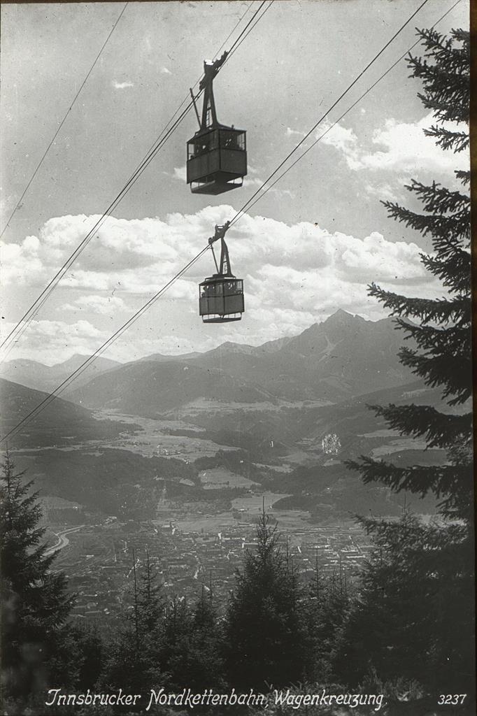 Nordkette Jubiläumsführungen - Anno 1928