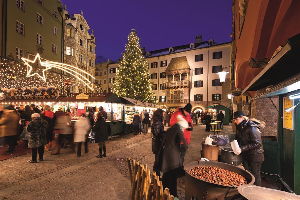 Innsbruck's St. Nicholas Parade