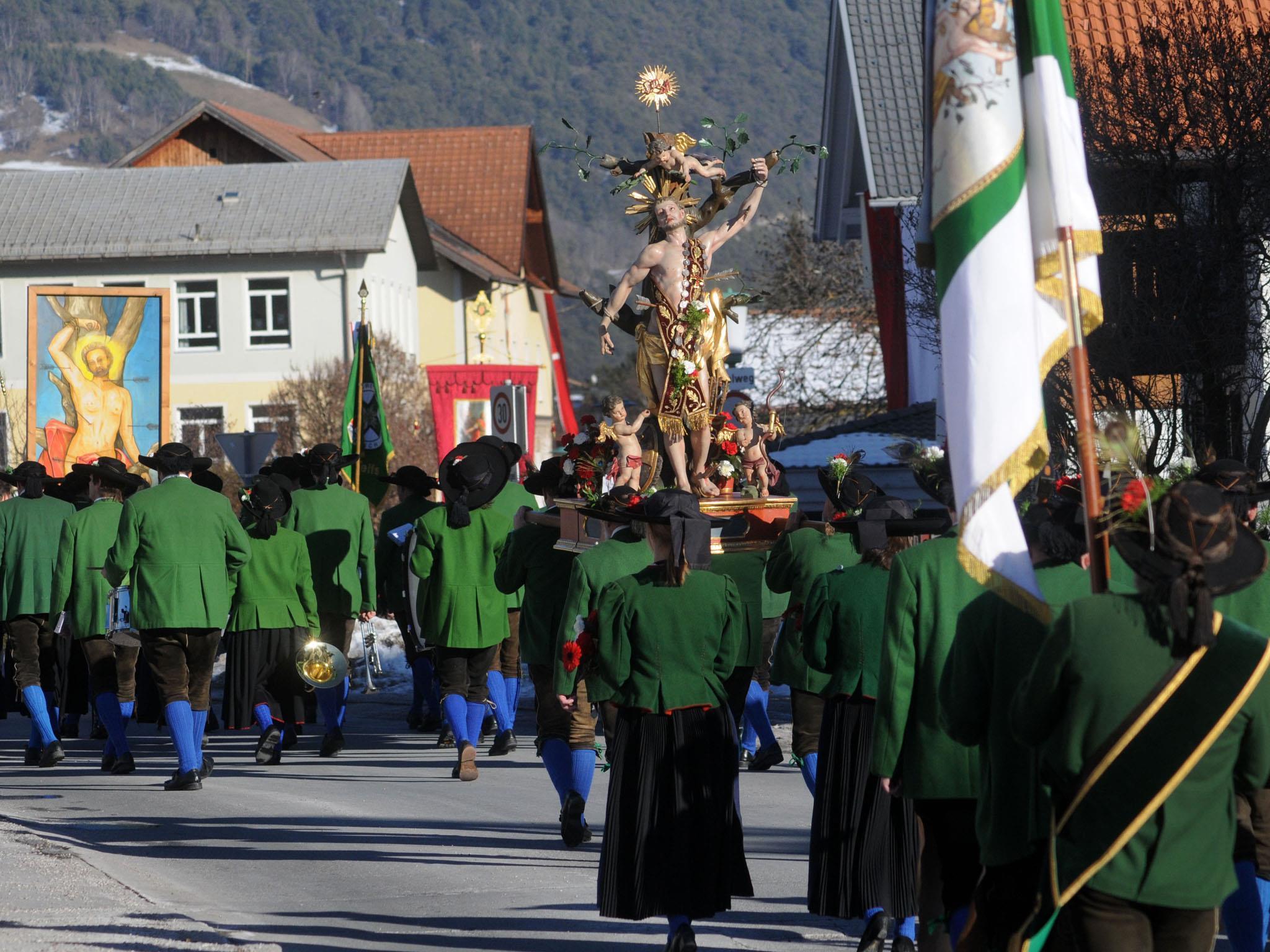 Festgottesdienst zum Sebastianifest