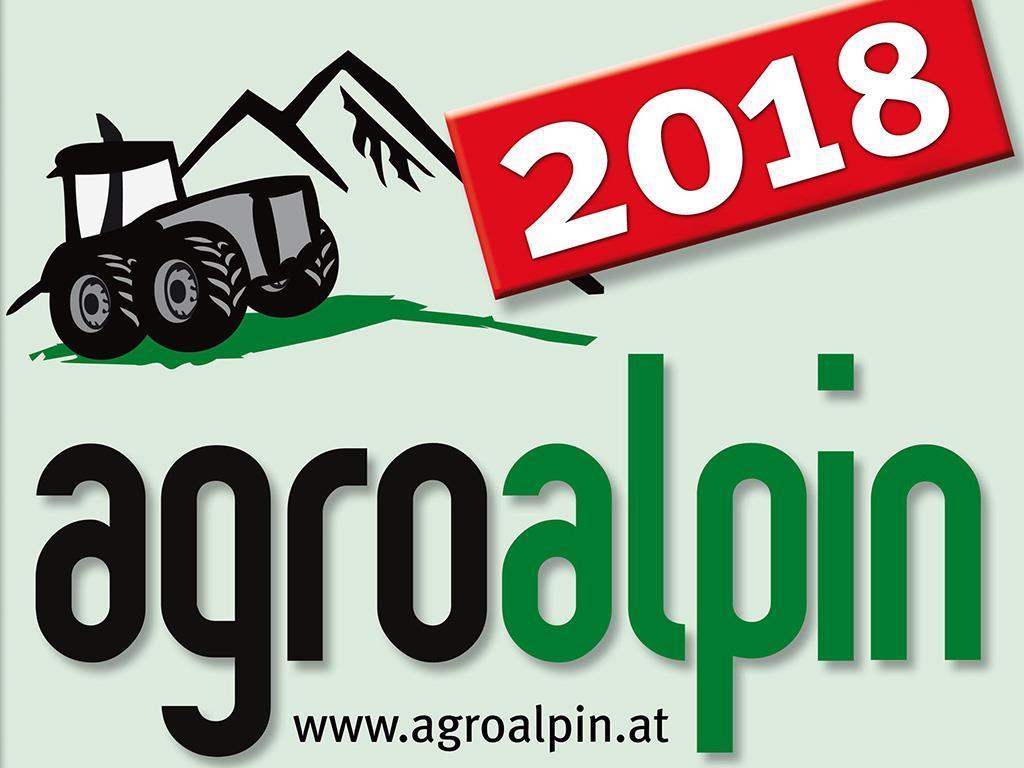 Agroalpin - Fachmesse für Land und Forsttechnik 2018