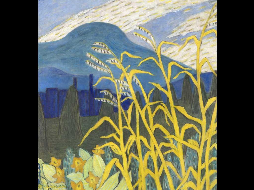 Ausstellung Gerhild Diesner