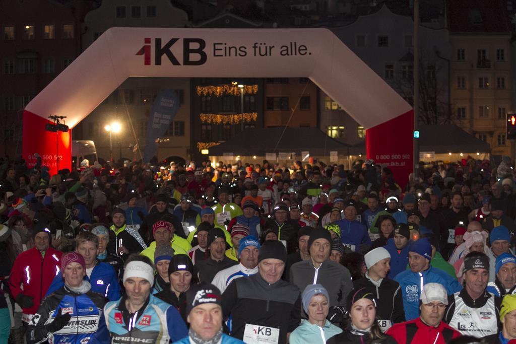 18. Silvesterlauf Innsbruck