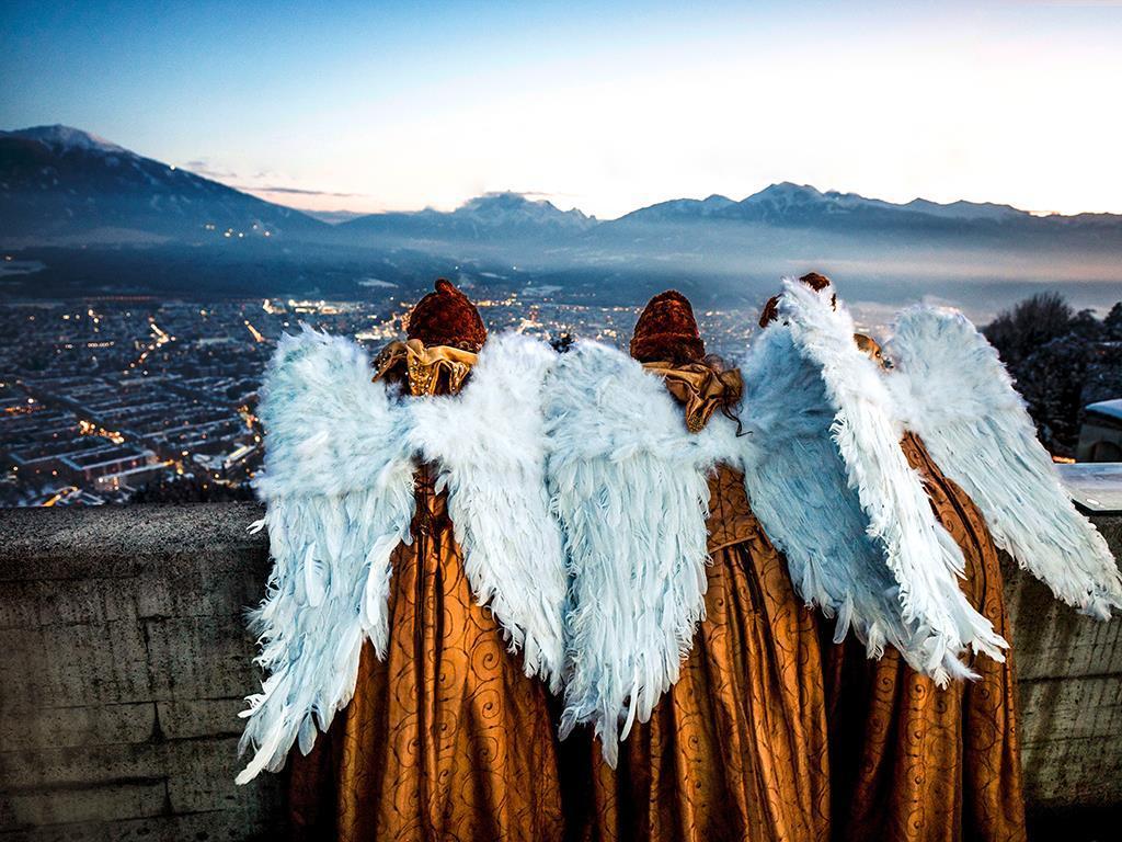Innsbrucker Christkindleinzug