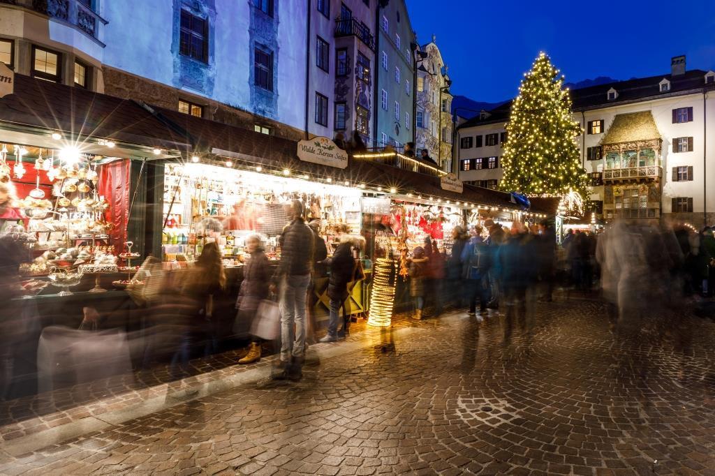 Historischer Rundgang um den Christkindlmarkt
