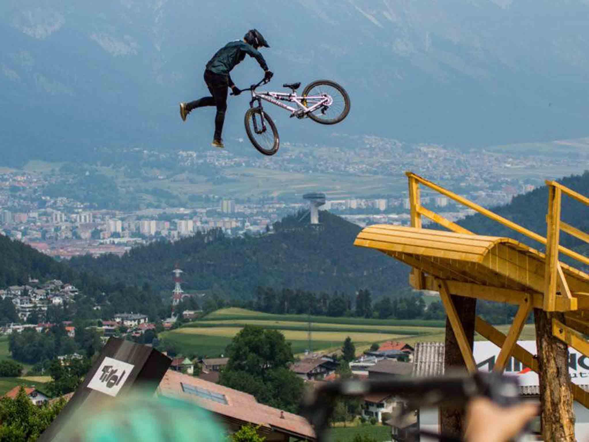 Crankworx Innsbruck: Slopestyle