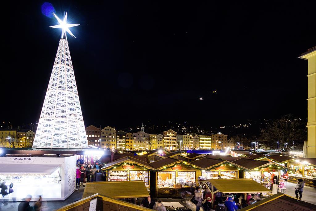 Mercatino di Natale di piazza Marktplatz