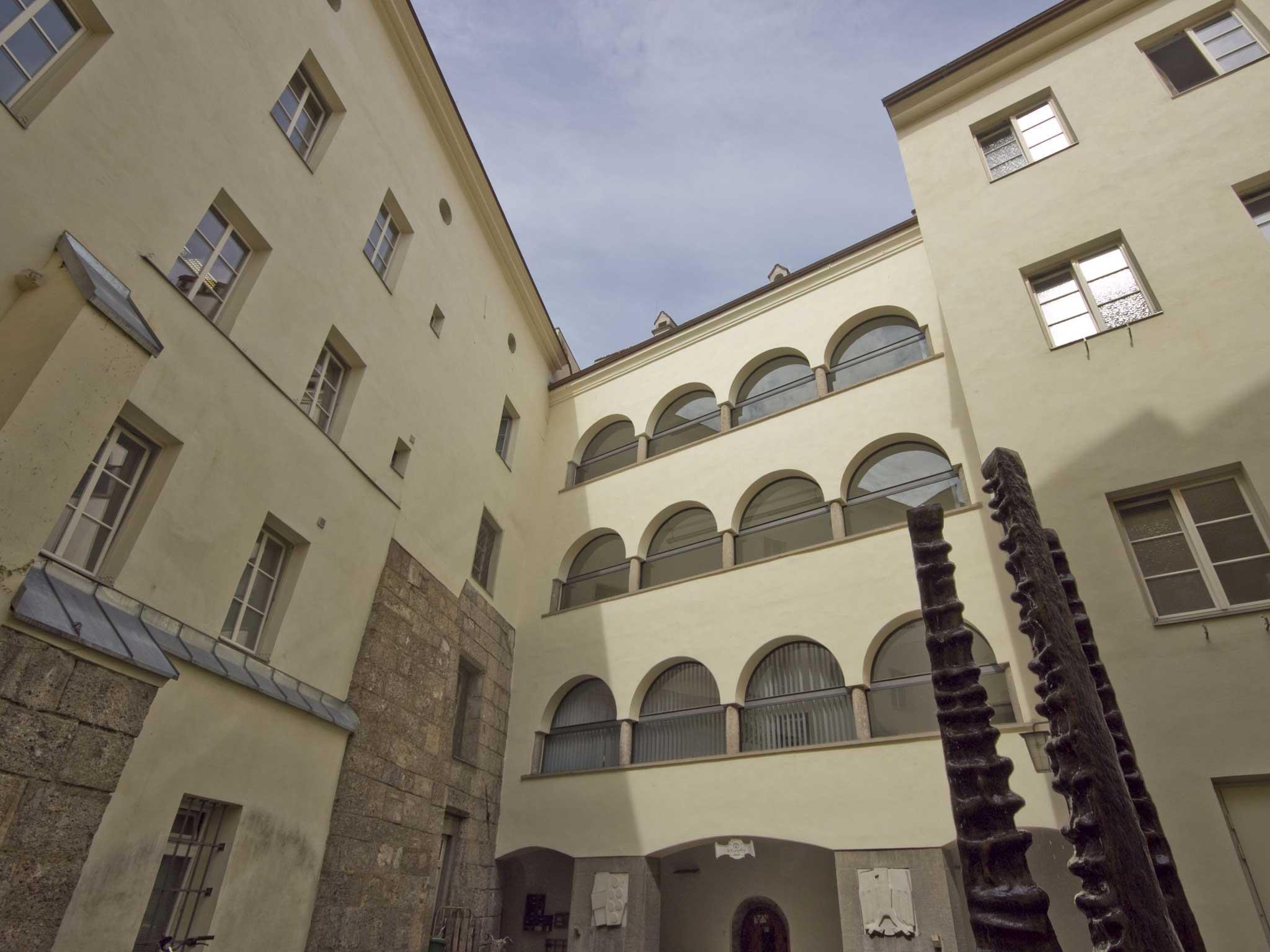Pop-Up Altstadtkonzert: Innsbrucker Bläserensemble