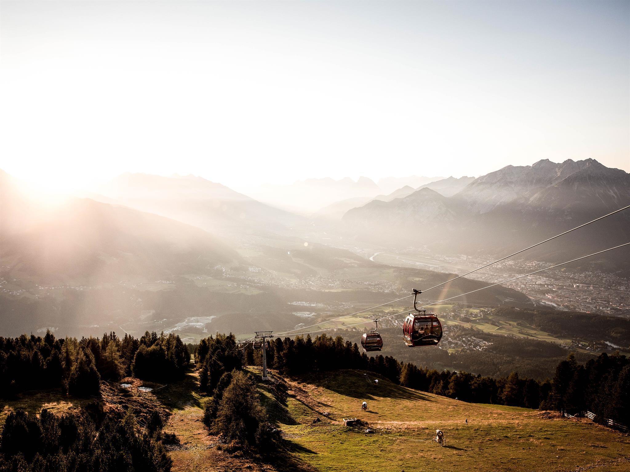 Geführte Erkundungstour auf Innsbrucks Hausberg für Gipfelstürmer