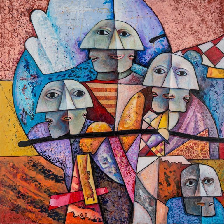Maskenbild(n)er Horst Schulz-Merliés