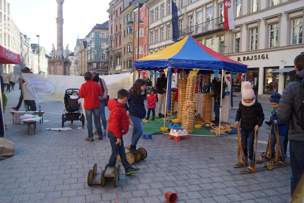 Kinderrechte Spielfest: ich hab' Recht!