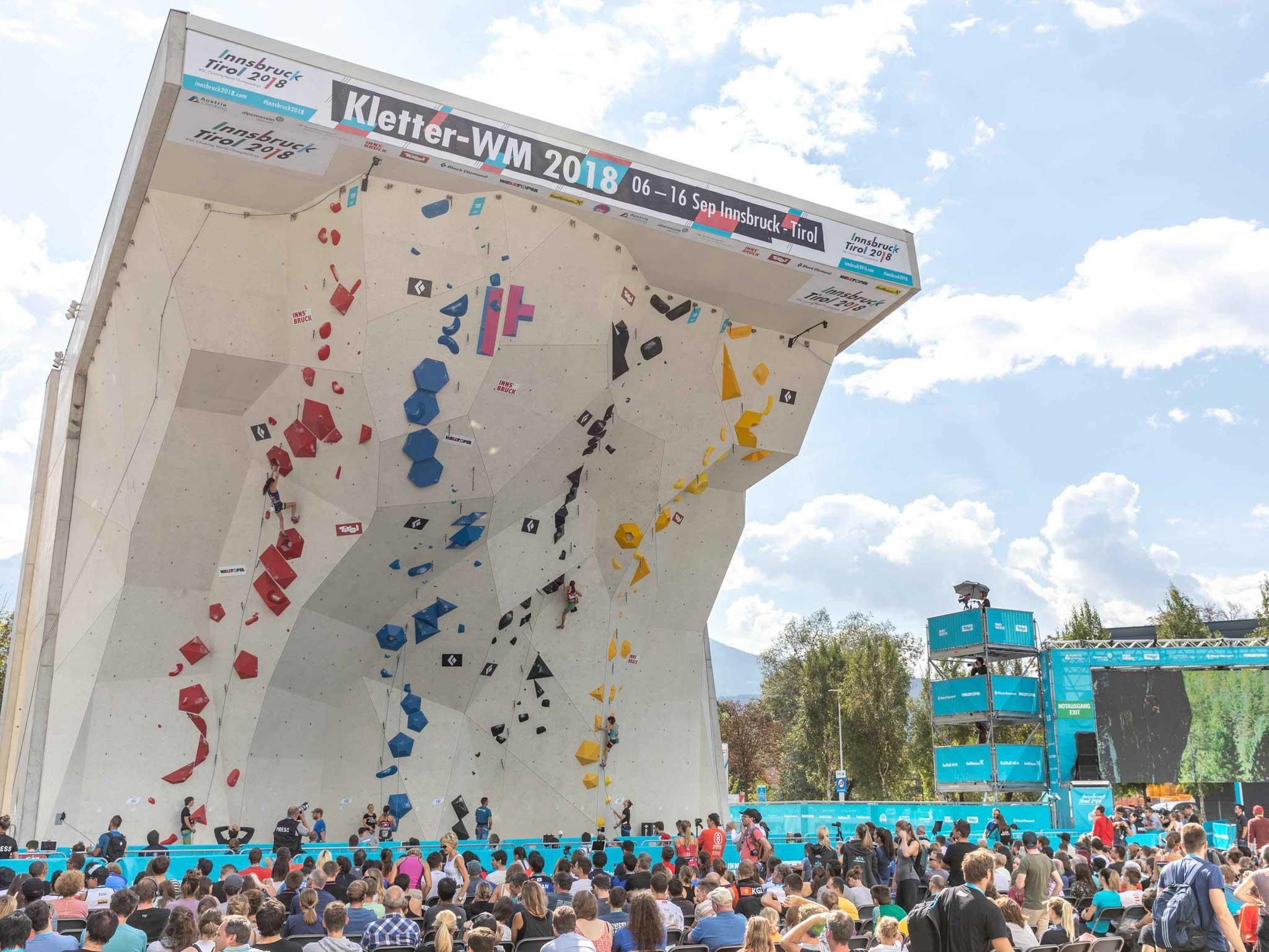 IFSC Austria Climbing Open 2021