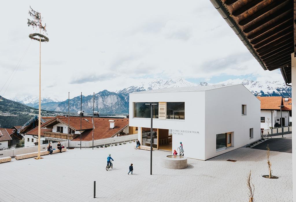 Neues Bauen in Tirol 2020