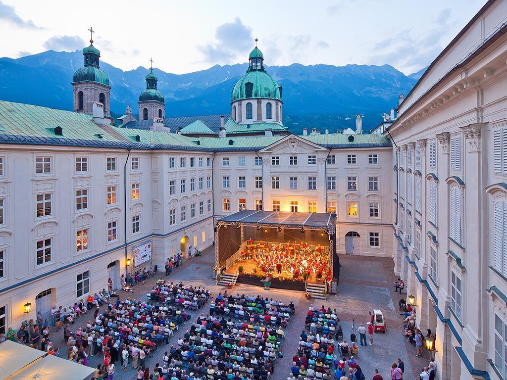 26. Innsbrucker Promenadenkonzerte: Polizeiorchester Bayern