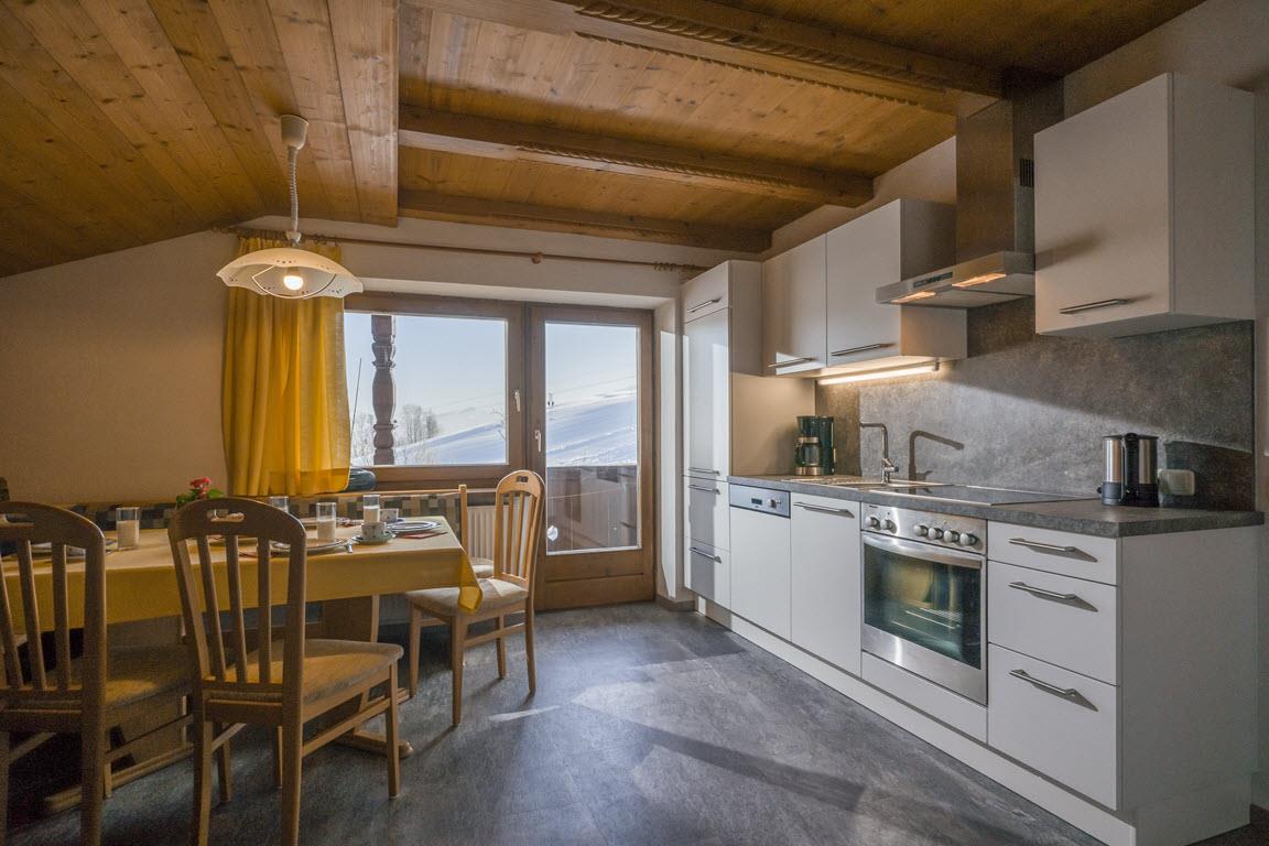 Appartement de vacances Bauernhof Jagerhof - Familie Mayr Ferienwohnung Gross (Apartment für 2 - 6 P.) (627247), Walchsee, Kaiserwinkl, Tyrol, Autriche, image 9