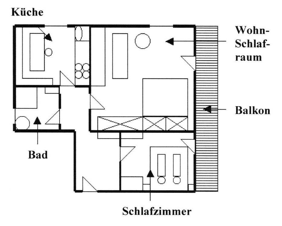 Appartement de vacances Haus Kurz Matthäus 2-Zimmer Wohnung (627262), Walchsee, Kaiserwinkl, Tyrol, Autriche, image 20
