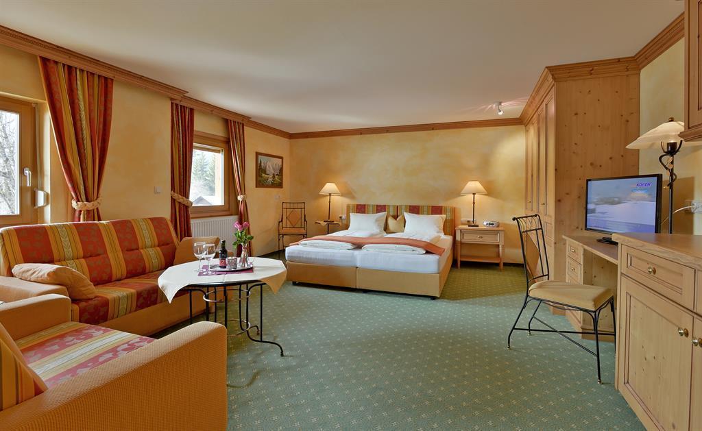Appartement de vacances Landhaus Schwentner - Fam. Johann Schwentner Apartm