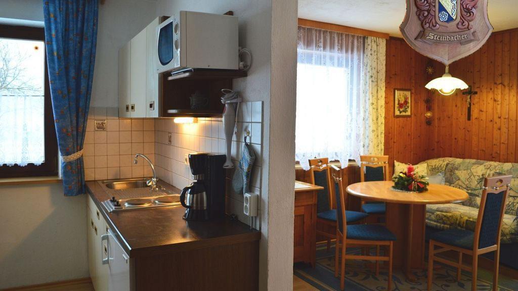 Appartement de vacances Hinterankerwald- Familie Steinbacher Appartement/Fewo, Dusche, WC, 2 Schlafräume (627209), Walchsee, Kaiserwinkl, Tyrol, Autriche, image 6