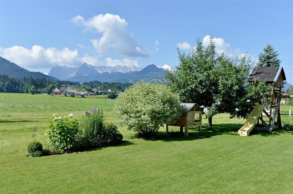 Appartement de vacances Bauernhof Hüttschmied - Familie Hörfarter Studio