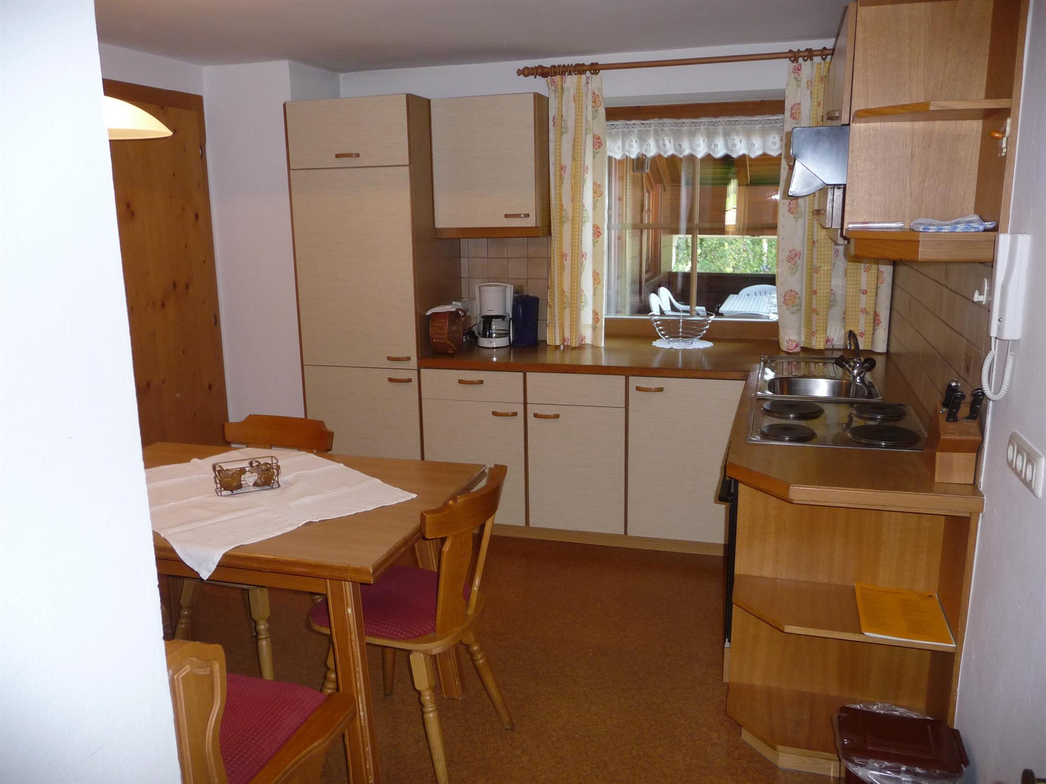 Appartement de vacances Haus Lindeneck - Erika Schwentner Grosses Appartement, 2 Räume/Südbalkon (627210), Kössen, Kaiserwinkl, Tyrol, Autriche, image 21