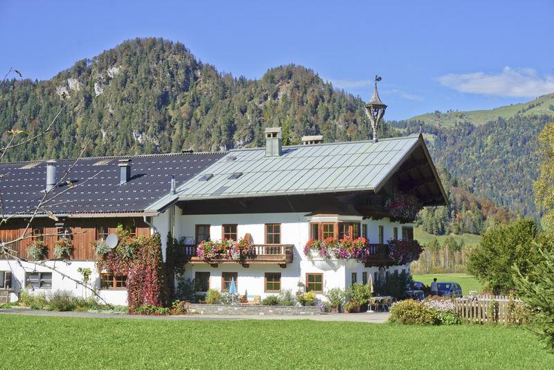 Appartement de vacances Bauernhof Schusterbauer - Familie Pranieß FeWo 1