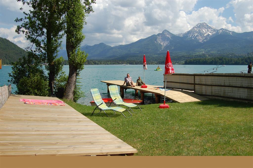 Ferienwohnung Ferienwohnungen Petschnig Lupinienweg - FeWo Nr. 7 (2372056), Villach-Drobollach am Faaker See, Villach, Kärnten, Österreich, Bild 11