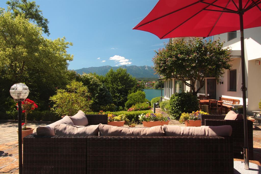 Ferienwohnung Ferienwohnungen Villa Mayr Appartement
