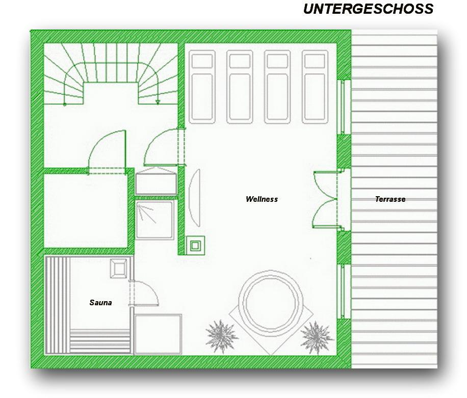 Maison de vacances Mathiasl Ferienwohnungen und Ferienhäuser Wellness-Ferienhäuser (2372247), Bodensdorf, Lac Ossiach, Carinthie, Autriche, image 59