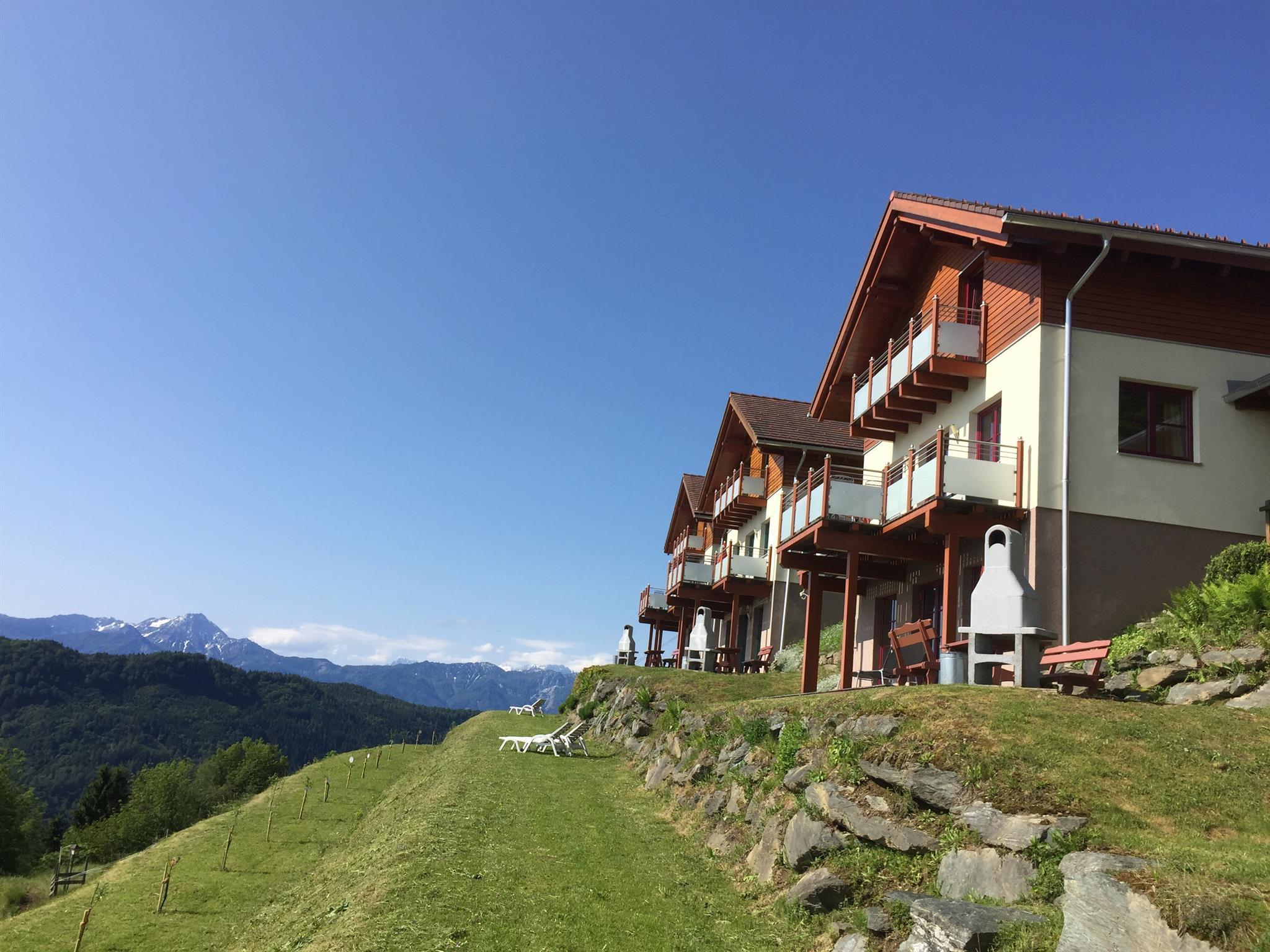 Maison de vacances Mathiasl Ferienwohnungen und Ferienhäuser Wellness-Ferienhäuser (2372247), Bodensdorf, Lac Ossiach, Carinthie, Autriche, image 36
